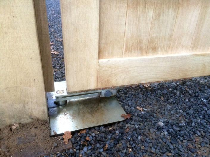 eiken-poort-met-verzonken-grondbak-Kastaan
