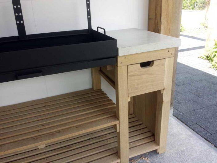 buitenkeuken-ladeblok-kastaan